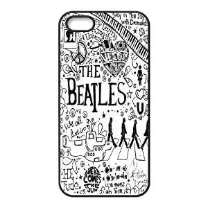 AinsleyRomo Phone Case The Peatles Music Band series pattern case For Iphone 4 4S case cover *PEATLES4918