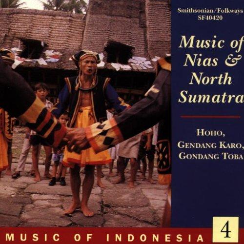 Music Of Indonesia 4: Music Of Nias & North Sumatra by Jambu