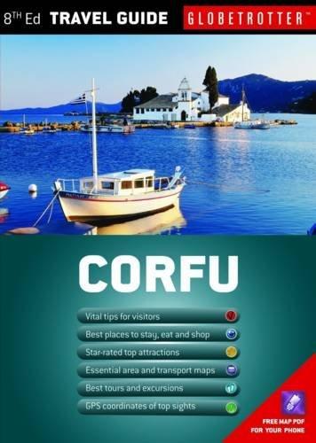 Travel Pack Series - Corfu Travel Pack (Globetrotter Travel Series)