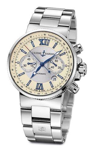 Ulysse Nardin 356-66/354 - Reloj de pulsera hombre