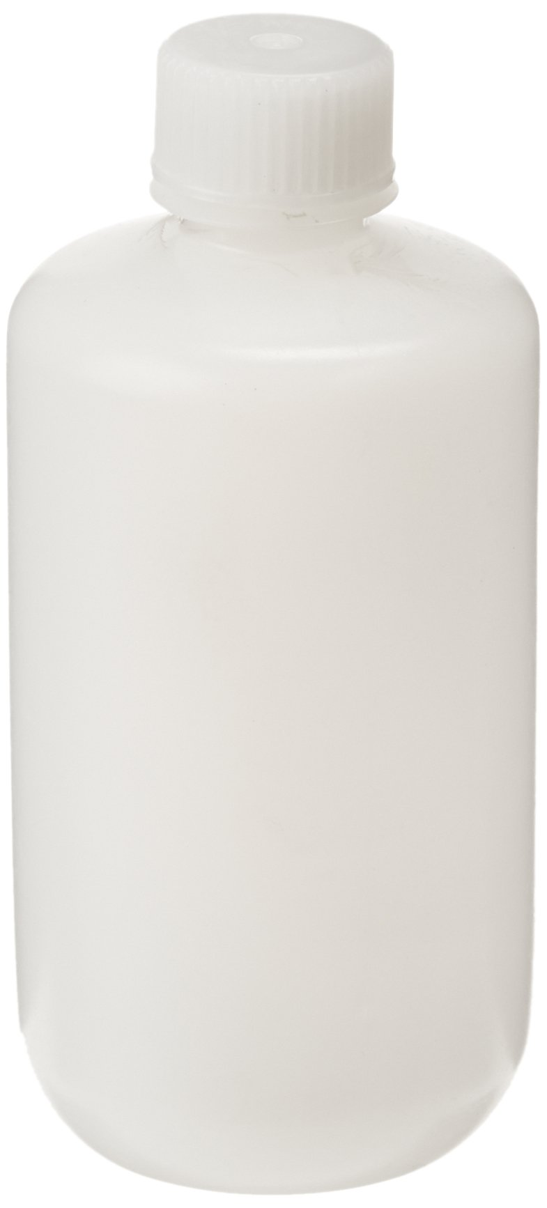 United Scientific 33403 HDPE Narrow Mouth Reagent Bottles, 250ml Capacity (Pack of 12)