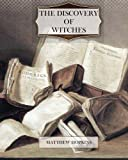 The Discovery of Witches, Matthew Hopkins, 1463721455