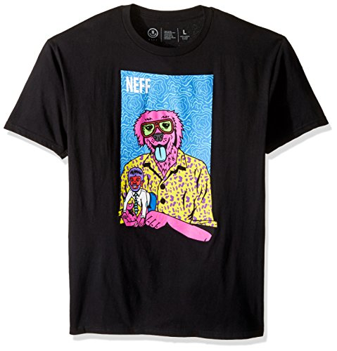 Herren T-Shirt Neff The Weird T-Shirt