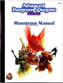 ad&d first edition monster manual pdf