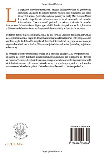 Derecho internacional público: fuentes, sujetos, resolución pacífica de conflictos (Colección Universidad) (Volume 9) (Spanish Edition): Malgorzata ...