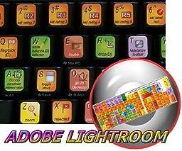 ADOBE LIGHTROOM KEYBOARD STICKER