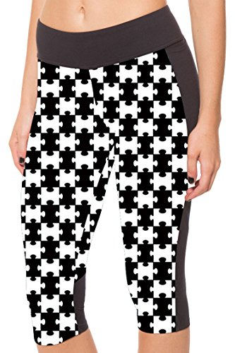 Womens Workout Leggings Running Stretch