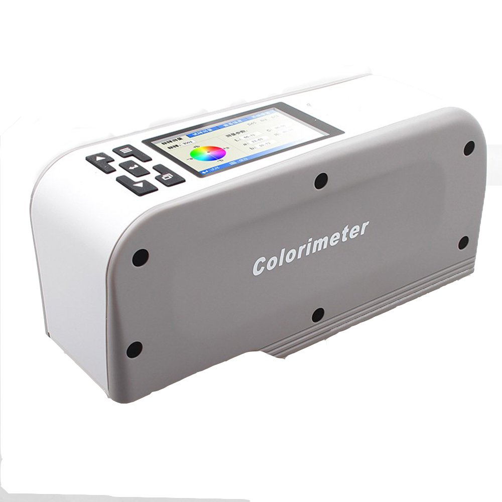 CNYST Digital Colorimeter Color Analizador Medidor de ...