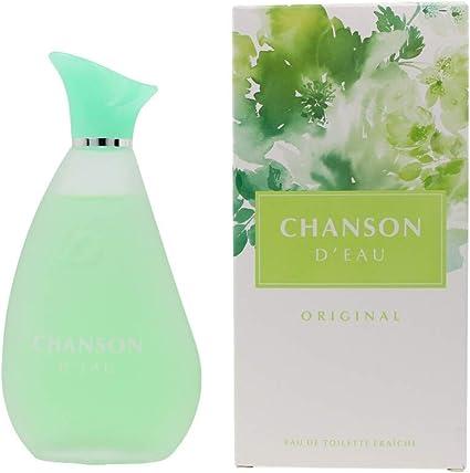 Chanson DEau Perfume para mujer - 200 ml: Amazon.es: Belleza