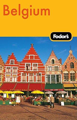 Fodor's Belgium, 4th Edition (Travel Guide) PDF