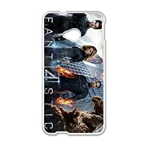Fantastic Four HTC One M7 Cell Phone Case White Phone cover P542685