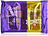 Cadbury Diary Milk Chocolate - Assorted Flavours, 114g Pouch