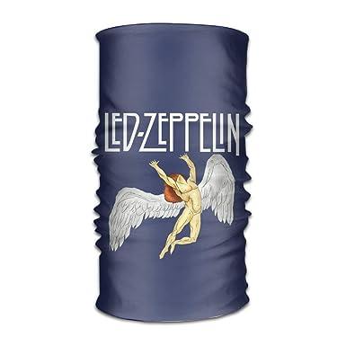 Lmunxuy Bandana de Zeppelin con Diadema/Bandana/máscara ...