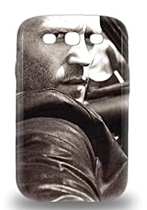 Top Quality 3D PC Case Cover For Galaxy S3 3D PC Case With Nice Jason Statham American Male Pineapple Express Appearance ( Custom Picture iPhone 6, iPhone 6 PLUS, iPhone 5, iPhone 5S, iPhone 5C, iPhone 4, iPhone 4S,Galaxy S6,Galaxy S5,Galaxy S4,Galaxy S3,Note 3,iPad Mini-Mini 2,iPad Air )