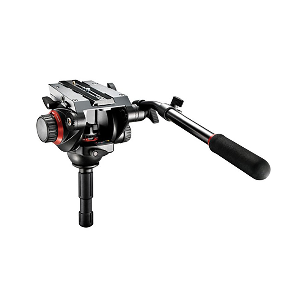 Manfrotto 504HD Video Head (Black) by Manfrotto (Image #3)