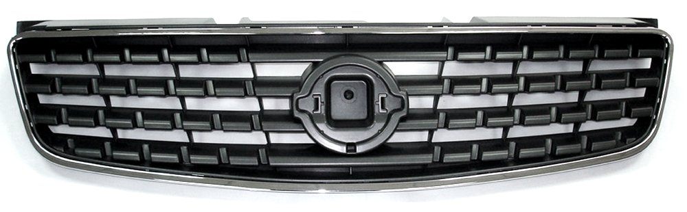 IPCW CWG-DS0807C0 Silver//Black Replacement Grille