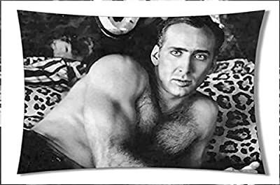 Custom Movie star print Square Decorative Throw Pillow Case Cushion Cover 20X30 inches &0008