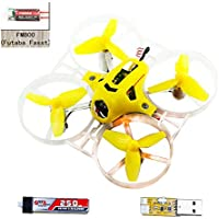 QWinOut Tiny7 PNP Mini Racing Drone Quadcopter with 800TVL Camera With FUTABA FASST FM800 Receiver (Basic Version)