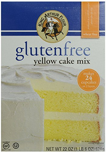 King Arthur Flour Cake Mix Yellow Gluten Free
