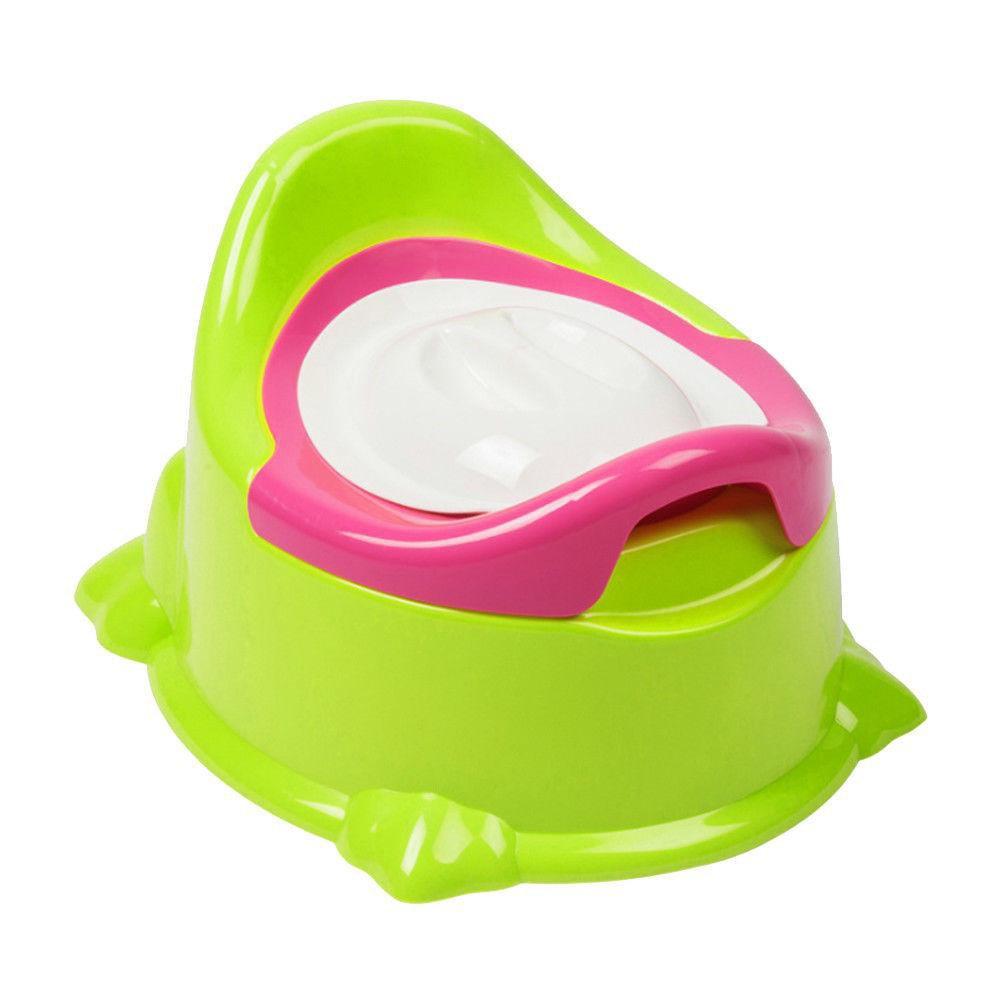 D'apprentissage de la propreté, portable Pot musical pour les tout-petits, Réducteur de toilette en plastique solide pour les tout-petits YongYI