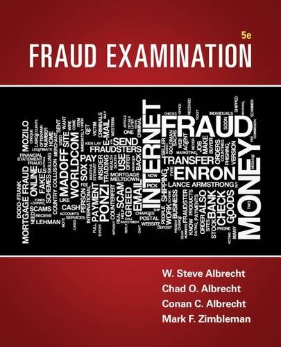 1305079140 - Fraud Examination