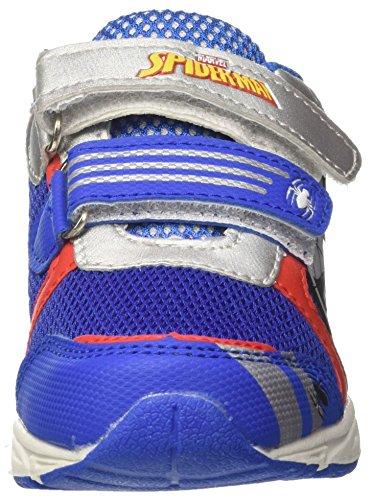 Marvel Running Light, Zapatillas Para Niños Blu (Royal)