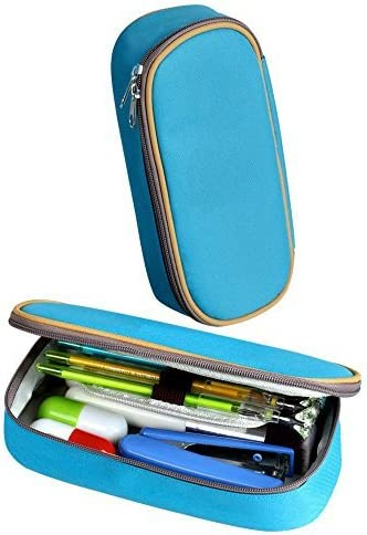 Pen Case Banana Cat Pencil Bag Big Capacity Multifunction Canvas-Black for kids