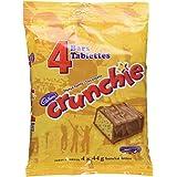 Cadbury Crunchie Candy, 4 Count