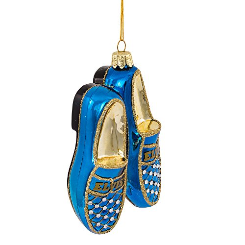 Elvis Presley Shoes Ornament