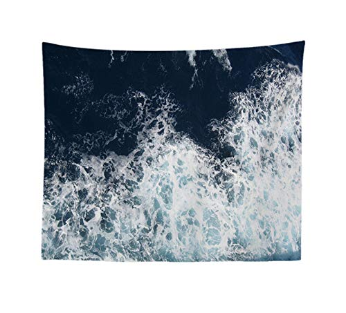SUIZNS Tapestry Wall Hanging Beautiful Surf Beach Bedroom ...