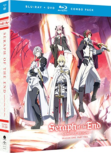 Seraph of the End: Vampire Reign - Season One, Part Two [Blu-ray] (Highschool Dxd Best Scene)
