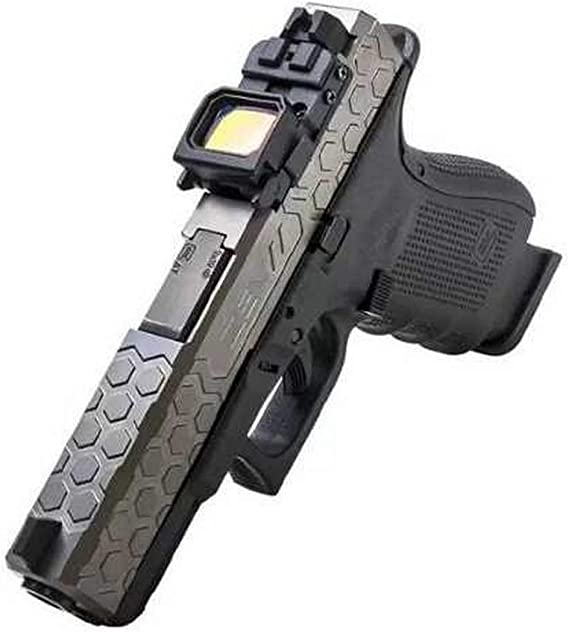 Vism Flip Red Dot RMR 1X Holographic Reflex Sight Scope 3 MOA For Rifle/&Pistol