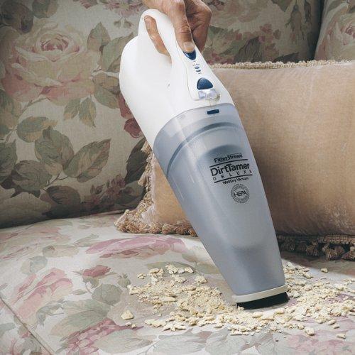 DirtTamer Ultima V2510 Cordless Wet/Dry Hand Vac