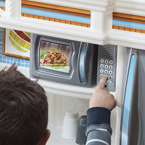 51rGB2PncmL - Step2 LifeStyle Custom Kitchen Playset