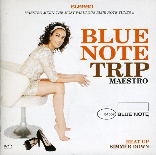 Price comparison product image Blue Note Trip 9: Heat Up Simmer Down / Various