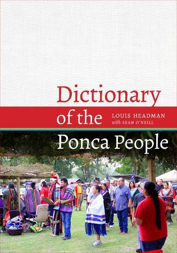 (Dictionary of the Ponca People)