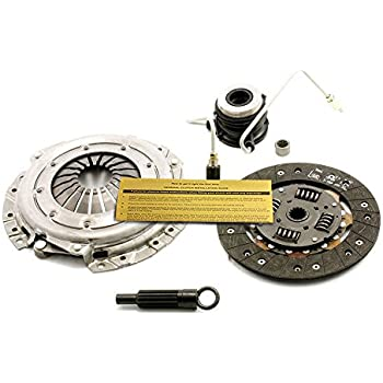 LUK CLUTCH KIT REPSET for 1987-1992 JEEP WRANGLER 2.5L 4CYL
