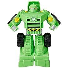 Transformers Rescue Bots Boulder The Construction Bot