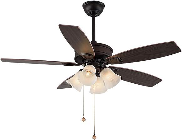 Ventilateurs de Plafond avec Lampe intégrée Ventilateur avec