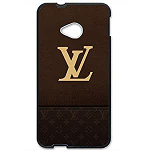 Special Dsign Louis and Vuitton Series 3D Hard Plastic Case Cover Snap on Htc One M7 Louis and Vuitton Style