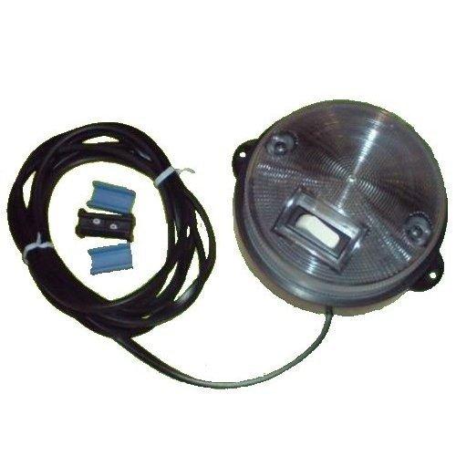 FKAnhängerteile Aspöck Innenleuchte mit Schalter, Kabel 4,5m, Innenbeleuchtung 12 Volt