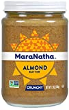 Maranatha Natural Foods 12 Oz Crunchy Almond Butter No Stir