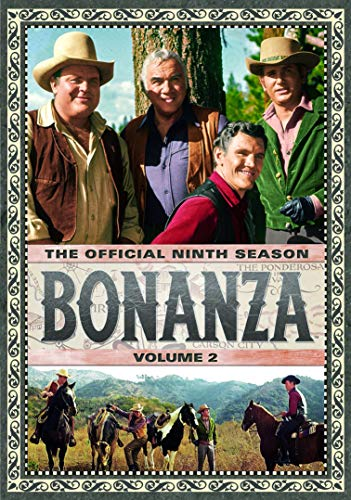 Ninth Season Dvd - Bonanza: The Official Ninth Season, Volume Two