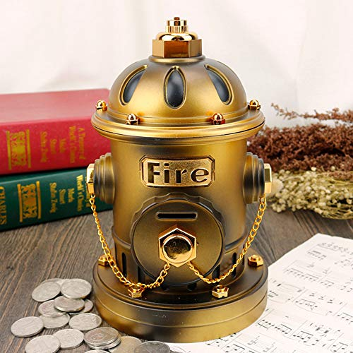 Ketteb Children's Toys Websites Fire Hydrant Box Christmas Birthday Music Box Best Gift Table Decor ()