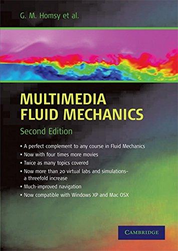 Multimedia Fluid Mechanics (Cd Gm Player)