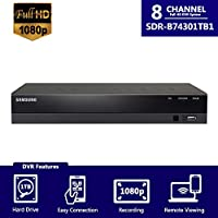 SDR-B74301 (1TB) - SAMSUNG 8CH HD DVR FROM SDH-B74041