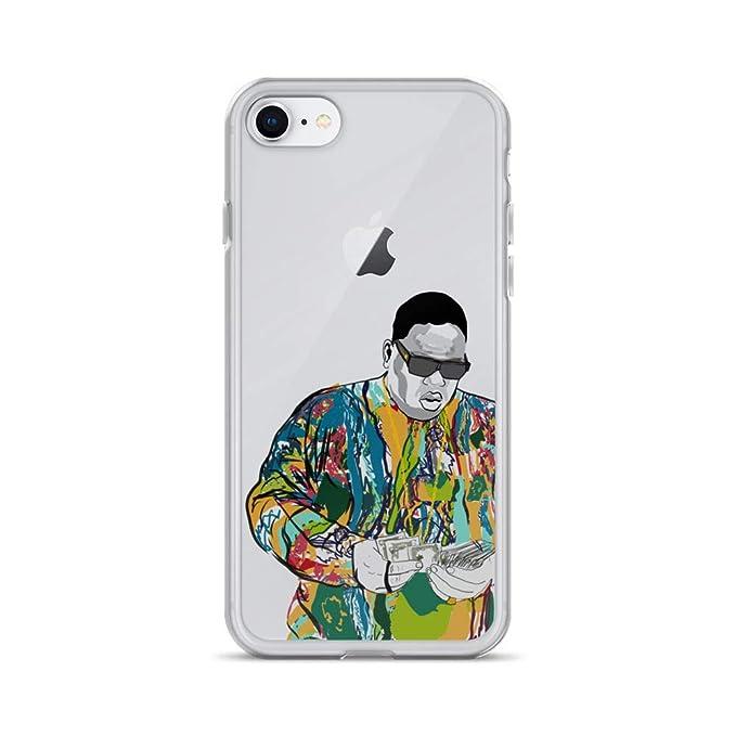 biggie smalls iphone 8 case