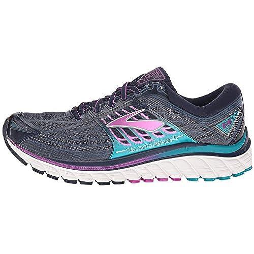 e09b2b59a9e Brooks Glycerin 14 Peacoat Navy Purple Cactus Flower Capri Breeze Women s  Running Shoes cheap
