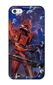 3216441K679525297 neon genesis evangelion anime mecha Anime Pop Culture Hard Plastic For SamSung Galaxy S4 Mini Phone Case Cover