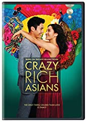 """Crazy Rich Asians (DVD)""""Crazy Rich Asians"""" follows native New Yorker Rachel Chu (Constance Wu) as she accompanies her longtime boyfriend, Nick Young (Henry Golding), to his best friend's wedding in Singapore. Excited about visiting Asia for t..."""